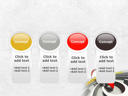 Breakthrough Solution PowerPoint Template Slide 5