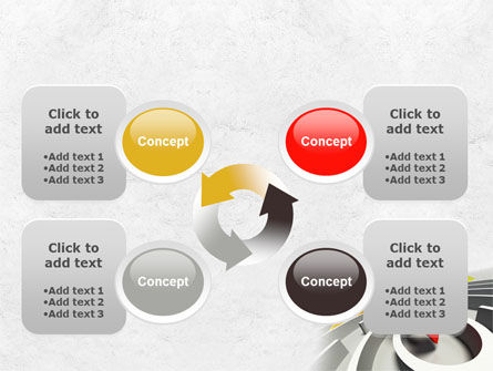 Breakthrough Solution PowerPoint Template Slide 9
