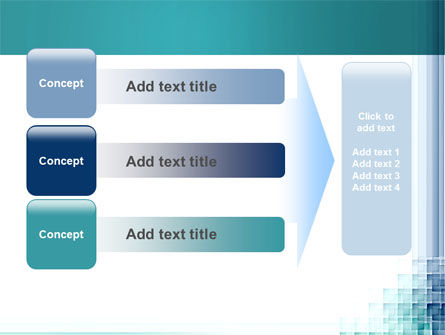 Abstract Geometric Pattern PowerPoint Template Slide 12
