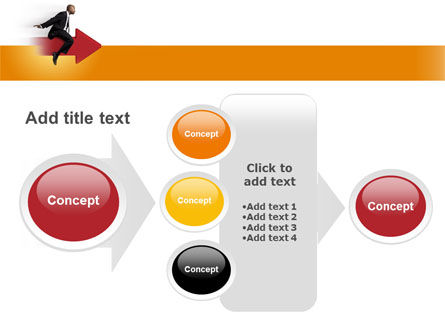 Free Follow Direction PowerPoint Template Slide 17