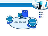 Blue Tie PowerPoint Template#6