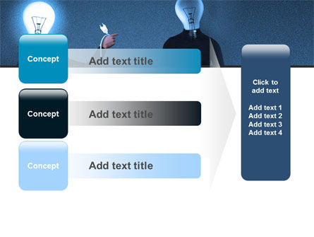 Idea Recharge PowerPoint Template Slide 12