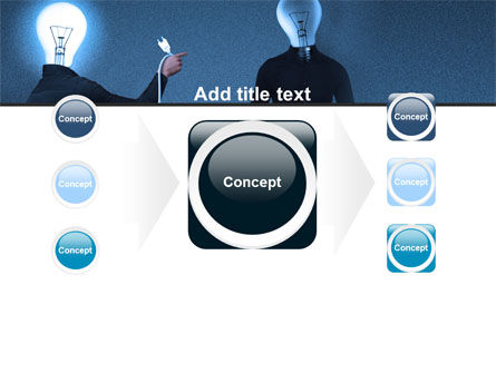 Idea Recharge PowerPoint Template Slide 17