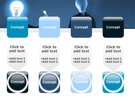 Idea Recharge PowerPoint Template Slide 18