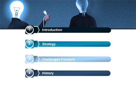 Idea Recharge PowerPoint Template Slide 3