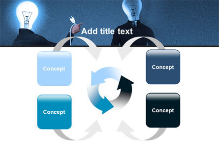 Idea Recharge PowerPoint Template Slide 6