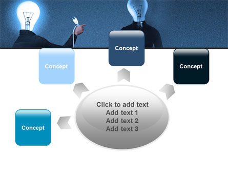 Idea Recharge PowerPoint Template Slide 7
