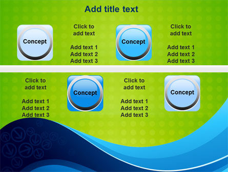 Three Strings Theme PowerPoint Template Slide 19