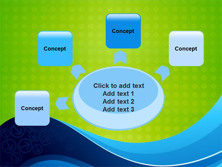 Three Strings Theme PowerPoint Template Slide 7