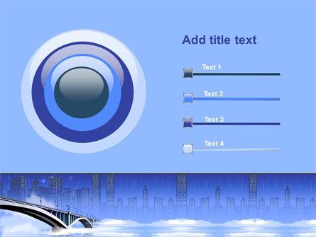 Free City Bridge PowerPoint Template Slide 9