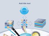 Work Technology PowerPoint Template#19