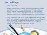 Work Technology PowerPoint Template#2
