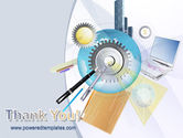 Work Technology PowerPoint Template#20