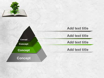 Tree of Knowledge PowerPoint Template Slide 12