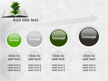 Tree of Knowledge PowerPoint Template Slide 13