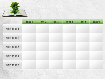 Tree of Knowledge PowerPoint Template Slide 15