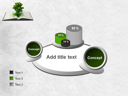 Tree of Knowledge PowerPoint Template Slide 16