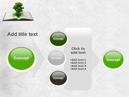 Tree of Knowledge PowerPoint Template Slide 17