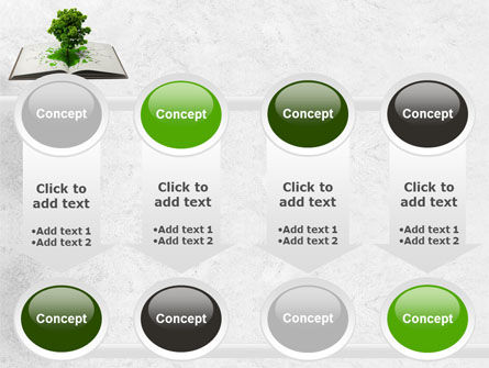 Tree of Knowledge PowerPoint Template Slide 18