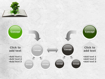Tree of Knowledge PowerPoint Template Slide 19
