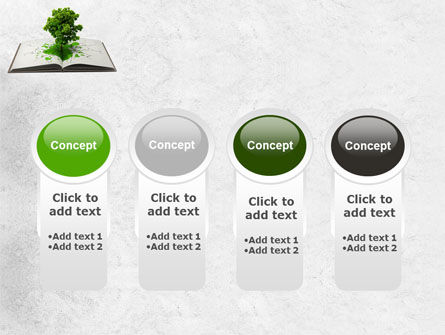 Tree of Knowledge PowerPoint Template Slide 5