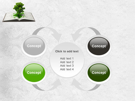 Tree of Knowledge PowerPoint Template Slide 6