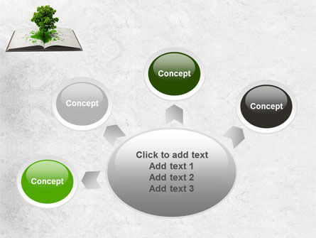Tree of Knowledge PowerPoint Template Slide 7