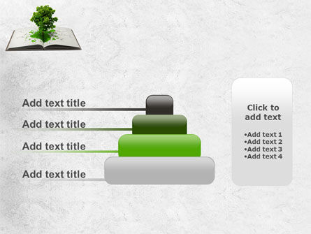 Tree of Knowledge PowerPoint Template Slide 8