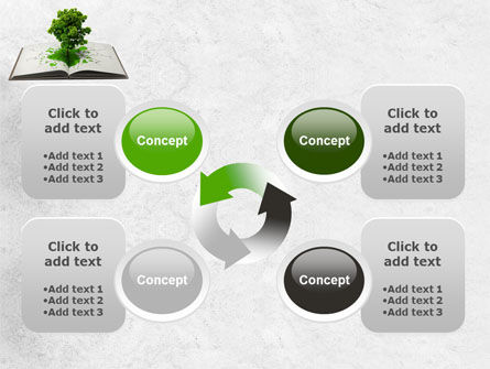 Tree of Knowledge PowerPoint Template Slide 9