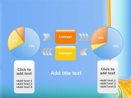 Growing Leaf Motif PowerPoint Template Slide 11