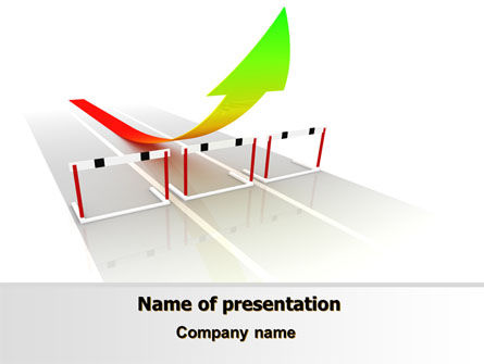 Improving Results PowerPoint Template