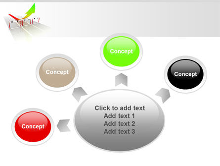 Improving Results PowerPoint Template Slide 7