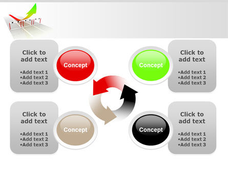 Improving Results PowerPoint Template Slide 9