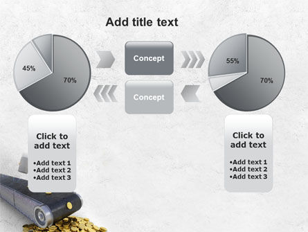 Money Production PowerPoint Template Slide 16