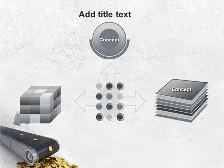Money Production PowerPoint Template Slide 19