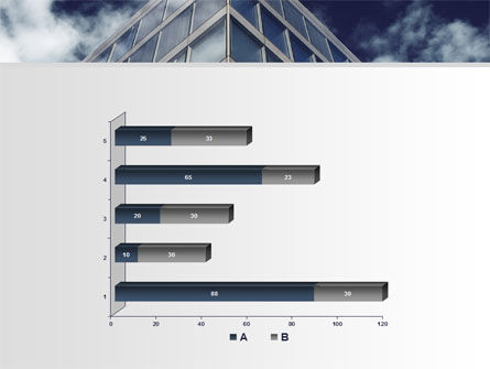 Concrete and Glass PowerPoint Template Slide 11