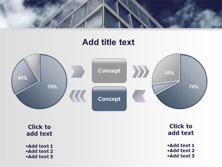Concrete and Glass PowerPoint Template Slide 16