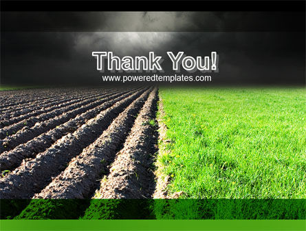 Plough Land PowerPoint Template Slide 20
