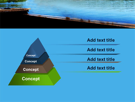 Swimming Party PowerPoint Template, Slide 4, 07851, People — PoweredTemplate.com