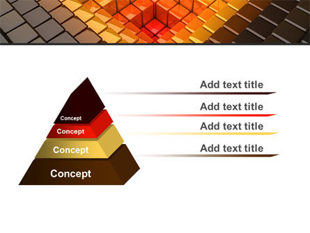 Inverted Pyramid PowerPoint Template Slide 12