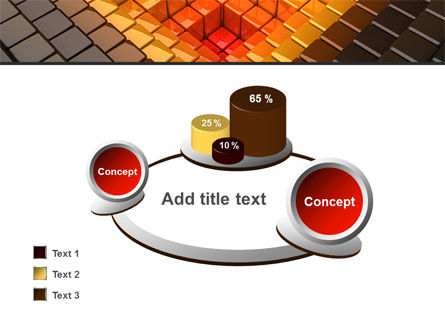 Inverted Pyramid PowerPoint Template Slide 16