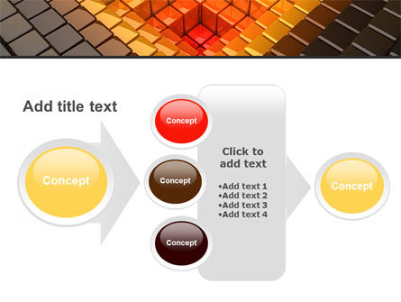 Inverted Pyramid PowerPoint Template Slide 17