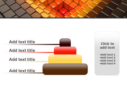 Inverted Pyramid PowerPoint Template Slide 8