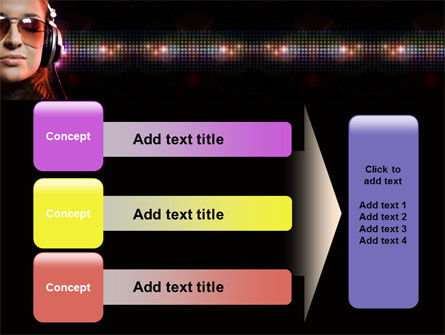 Music Lover PowerPoint Template Slide 12