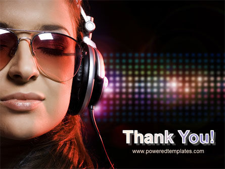 Music Lover PowerPoint Template Slide 20