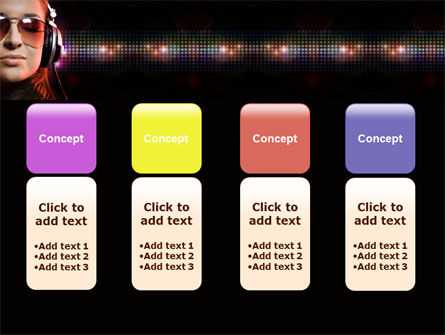Music Lover PowerPoint Template Slide 5