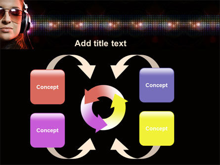 Music Lover PowerPoint Template Slide 6