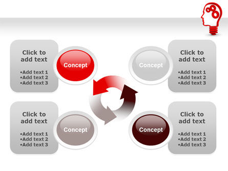 Thoughtful Process PowerPoint Template Slide 9