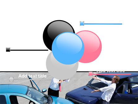 Traffic Collision PowerPoint Template Slide 10