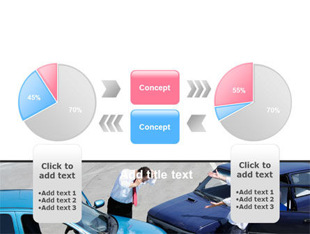 Traffic Collision PowerPoint Template Slide 11